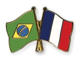 E o Brasil descobriu a França