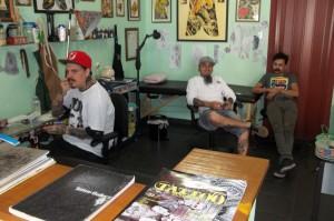 Barbearia e Tatuagem 14