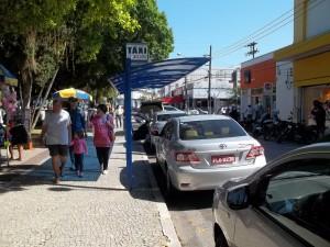 Cobertura Ponto Táxi Centro 22