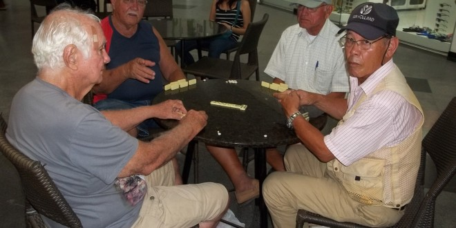 Quarteto Jogadores Damas 54