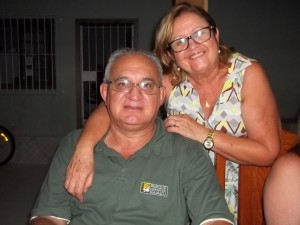 Nivaldo Alves e Joana 68