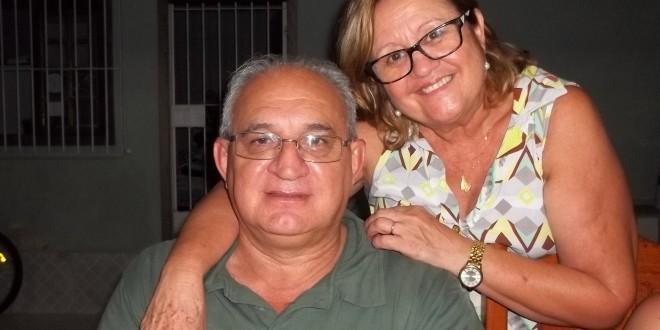 Nivaldo Alves e Joana 69