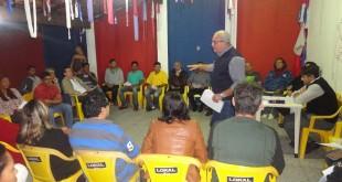 Reunião Técnica PV 387