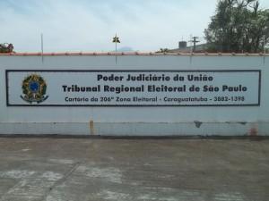 Cartório Eleitoral Caraguá 06