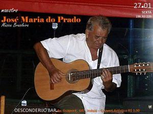 Esconderijo Bar_Maestro Zé Maria