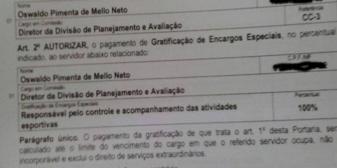 Nomeação Chininha Vereador_Esportes 1
