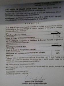 Nomeação Paulo Chininha_Esportes 1