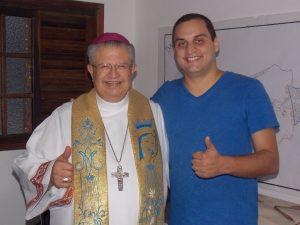 Julio Alves e Don Altieri