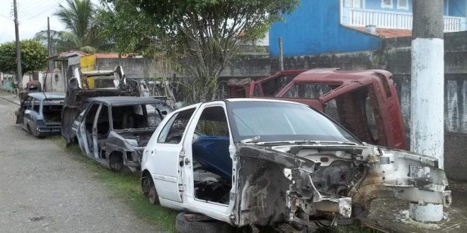 Carros Abandonados 0